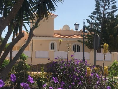 Photo for Beautiful villa with  pool access ,  Wifi,  near to Beach, Hotels, Golf and Town