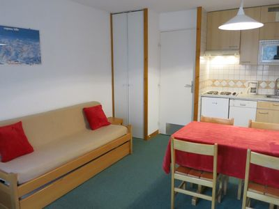 Photo for PLEASANT STUDIO IN THE CENTER OF THE LAVACHET SOUTH FACING - HOME CLUB N°232