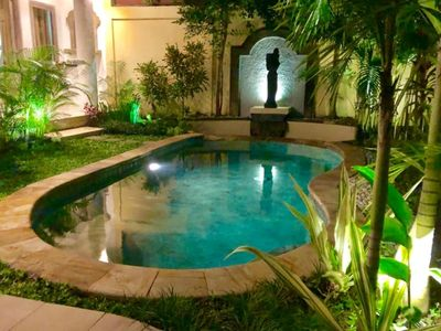 Photo for Charming 2-bedroom Indonesian Villa