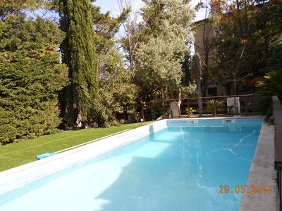 Photo for LOVELY HOUSE CLOSE TO CITY CENTRE WITH A BIG POOL
