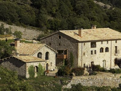 Photo for Self catering Poble Rural Puigarnau-Pubilló for 22 people