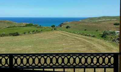 Photo for Apartment with sea views for 2/4 people with one bedroom and one bathroom.