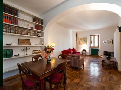 Photo for San Calisto 2 | Elegance in Trastevere!