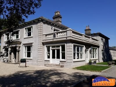 Photo for Luxury family home. 7 bedrooms on 35 acres. 20 mins from Dublin