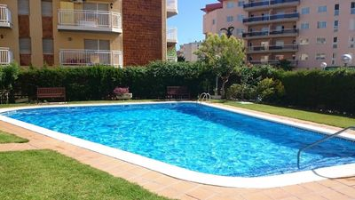 Photo for 2BR Apartment Vacation Rental in La Pineda, Tarragona