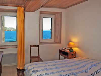 Photo for House located in the centre of the village with direct access to the sea