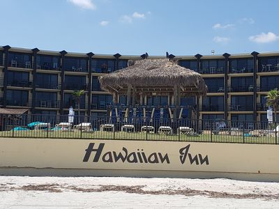 Photo for Hawaiian Inn #542 Newly Renovated Beach Condo