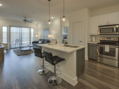 Photo for Luxurious New Downtown Condo-Best CMA location- 2 Bed/2 Bath.  #416