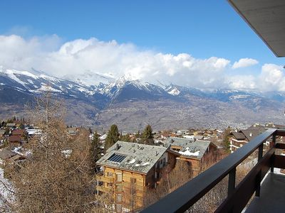 Photo for Apartment in the center of Nendaz with Lift, Parking, Internet, Washing machine (37723)