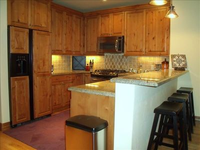 Photo for TRUE SKI-IN/SKI-OUT, FREE WIFI,GYM,FIREPLACE INSIDE & OUT,GRILL,HOT TUBS & POOL