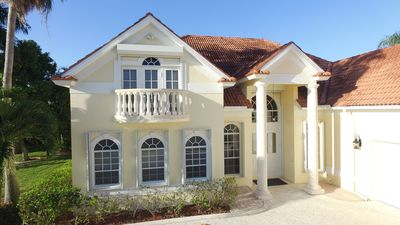 Photo for Villa Chandon - Your French Chateau in the heart of Cape Coral