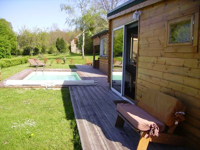 Photo for Country house-Pool-Sauna