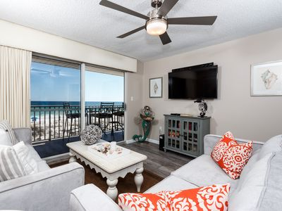 Photo for The Palms 203: GORGEOUSLY UPDATED!!! YOU'LL LOVE THIS COASTAL CONDO NO DOUBT!