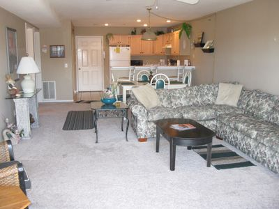Photo for Free night! Wireless Internet. Lakefront Condo. Good Fishing.