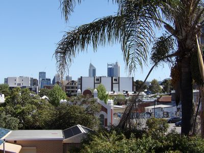 Photo for townhouse with city views and spa in heart of mt lawley