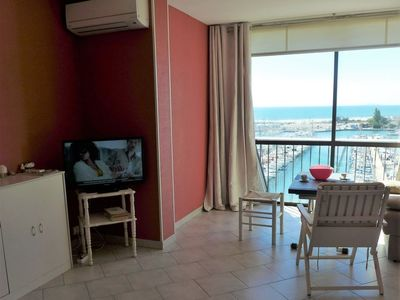 Photo for Apartment Le Grand Pavois in La Grande Motte - 3 persons, 1 bedrooms