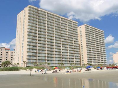 Photo for Crescent Shores condo 1809 (South Tower)