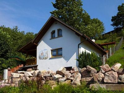 Photo for holiday home Dolmarblick, Steinbach-Hallenberg  in Thüringer Wald - 5 persons, 2 bedrooms