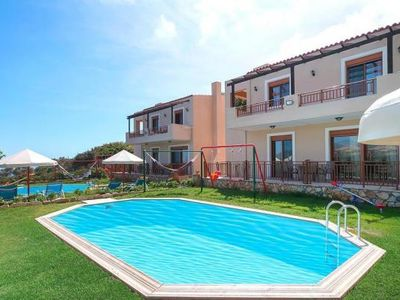 Photo for Villa, Akoumia  in Kreta - 5 persons, 2 bedrooms