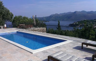 Photo for Exclusive Luxury Villa With Pool on Idyllic Lopud Island, Dubrovnik
