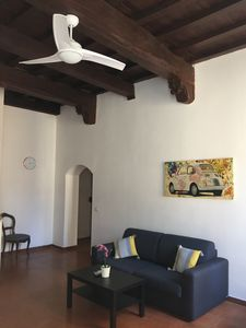 Photo for Typical cozy apartment - Rome