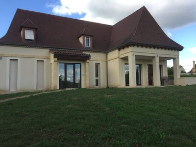 Photo for Modern property built in Perigord style with great views