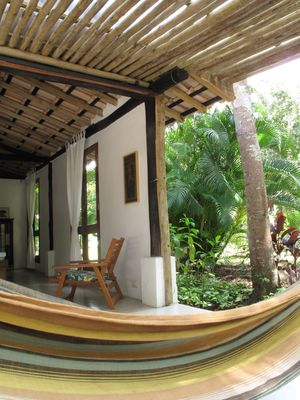 Photo for The Lion Cottage - Studio Uno - Charming suite in a cozy tropical garden