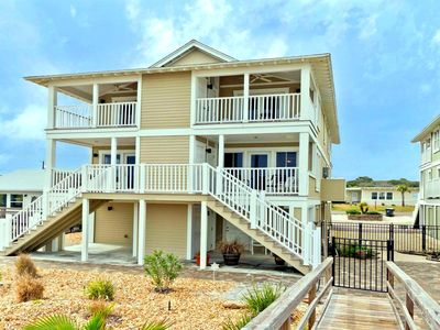 Photo for Oceanfront Townhome, Pool, Summer Sale rates from $250/night, $2095/Wk
