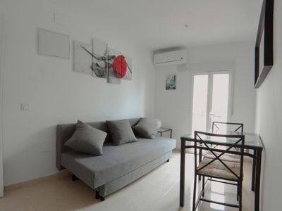 Photo for Antonio Prieto IV apartment in Legazpi with air conditioning.