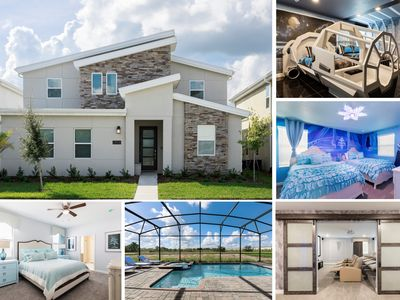 Photo for Modern Luxury Villa with Everything in Storey Lake!