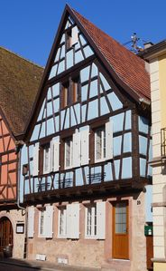 Photo for The nest of Victor, charming cottage in the heart of the vineyards of Alsace