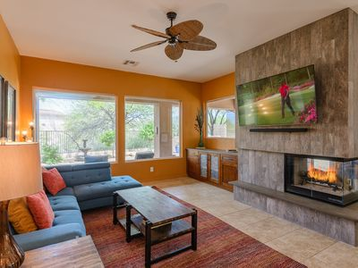 Photo for Casa Winfield - A North Scottsdale gem w/ amenities galore. A tennis haven!