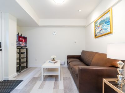 Photo for Beautiful 2-BR Suite in Central West Vancouver