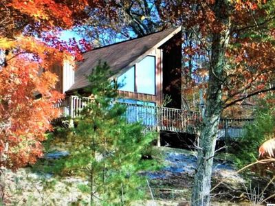 Photo for Rustic Pigeon Forge Cabin near everything