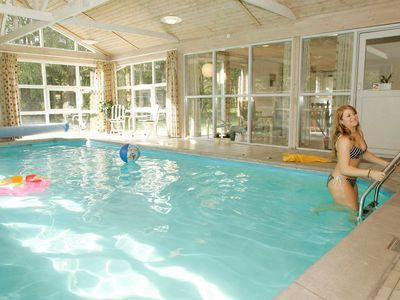 Photo for Peaceful Holiday Home in Hadsund with Sauna