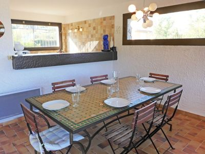 Photo for House in Roquebrune-sur-Argens with Internet, Pool, Parking, Terrace (648739)