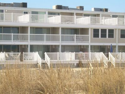 Photo for Ocean Colony 11, direct ocean front townhouse at 47th street