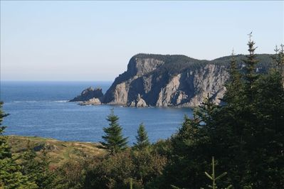 View of Brigus Head from Anchor Rock Lookout