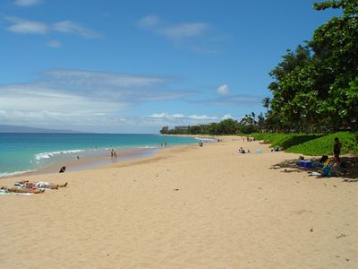Photo for WOW! 1500 sq ft 2 BR OV Kaanapali Beach - Walk to Whaler's Village