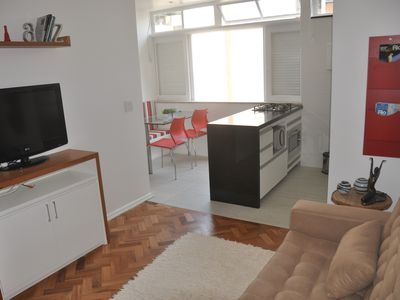 Photo for IPANEMA, COMFORTABLE, MODERN AND PRACTICAL