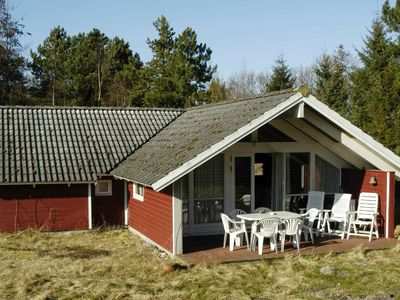 Photo for Gorgeous Holiday Home in Martofte with Roofed Terrace
