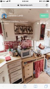 Photo for Sweet and Cozy Rustic Trailer on a Private Ranch Estate...Walk to Pappy's