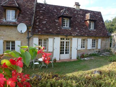 Photo for Cottage and bed and breakfast St Martin in the heart of prehistory