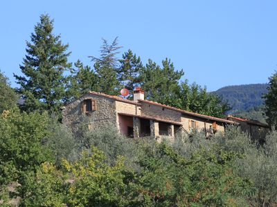 Photo for Beautiful fully restored Tuscan Farmhouse with