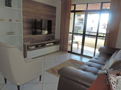 Photo for Fit with 3 bedrooms 50 meters from the beach of Bombas Bombinhas SC