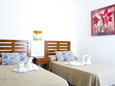 Photo for Vacation home Villas Puerto Rubicon in Playa Blanca - 4 persons, 2 bedrooms