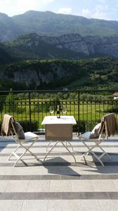 Photo for Residenza Al Parco, Arco - Retreat Laghel - Mountain Views