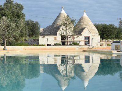 Photo for The Trullo Piccolo... an Italian gem