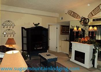 Photo for 10th Floor Unit w/Grandfather view! Unit 2010 rented by Sugar Mtn Lodging Inc
