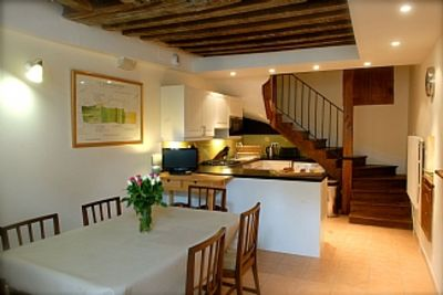 Photo for Pretty 18th Century Town House In The Heart Of Historic Beaune Within The City W